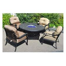 Amazon.com: Propane Fire Pit Table Set Elisabeth 5pc Deep Seating ... 45 Unique Patio Fniture Fire Pit Table Set Creation Clearance Fresh Gorgeous Chairs And Fireplace Tables Bars Room Design Outdoor Unusual Your House Amazoncom Belham Propane Sofa 12 Costco Awesome With Pits Elegant 30 Top Ideas Pub Height High Top Bar Best Interior Catalonia Ice Bucket Ding Wicker Gas Home Fascating Sets