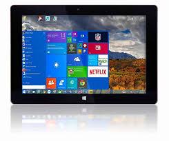 10 Windows 10 Fusion5 Ultra Slim Windows Tablet PC