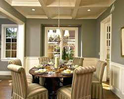 Brilliant Pictures Of Dining Rooms With Chair Rails Room Rail Ideas For Prepare