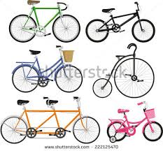 Bicycle Cartoon Stock Images Royalty Free Vectors