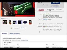 Creating An Ebay Listing Template