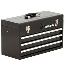 100 Service Truck Tool Drawers Husky 20 In 3Drawer Portable Box With TrayTB303B The Home