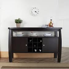 Sideboards Marvellous Dark Sideboard Furniture Narrow Rh Teienskennel Com Buffet Table Dining