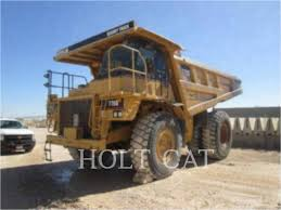 2001 CATERPILLAR 775D Off Highway Truck For Sale - Holt Cat Austin ...