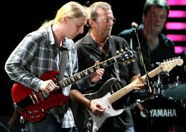 Watch Eric Clapton, Derek Trucks And Doyle Bramhall II Play