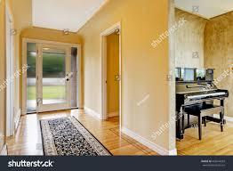 100 Glass Floors In Houses House Terior Entrance Hallway Door Stock Photo Edit