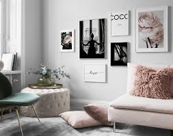 gallery wall and picture wall inspiration desenio