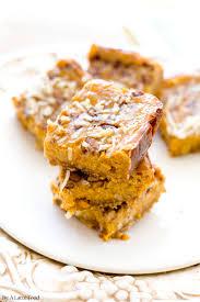 Epicurious Pumpkin Pie by Pumpkin Pie Dream Bars