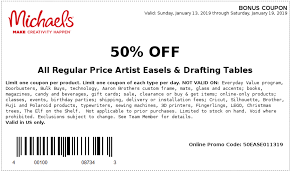 Michaels Coupons – Download & Print Pinned December 13th 50 Off A Single Item More At Michaels Promo Codes And Coupons Annoushka Code Black Friday 2019 Ad Deals Sales The Body Shop Coupon Malaysia Jerky Hut Electronic Where To Find Bed Bath Free Printable Coupons Online Flyer 05262019 062019 Weeklyadsus January 11th Urban Decay Discount Pregnancy Clothes Cheap Online How Use Canada Buy Sarees Usa Burlington Ma