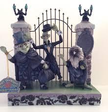 Jim Shore Halloween Disney by Amazon Com Disney Haunted Mansion Hitchhiking Ghosts Figurine