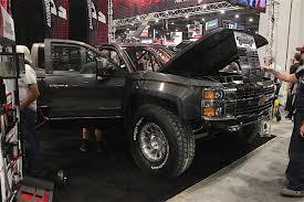SEMA 2016: Robby Woods' Million Dollar Diesel Trophy Truck | Jungle ...