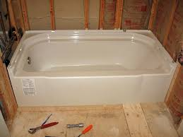 Kohler Villager Tub Rough In by New Tub Install Questions Terry Love Plumbing U0026 Remodel Diy