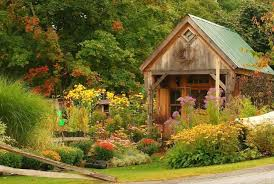 A Rustic Garden Best Gardens Ideas On Gardening Tools Landscaping And Small Wedding Elcorazonclub