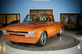 1967 Chevrolet C10   Classic Cars & Used Cars For Sale In Tampa, FL 1969 Chevrolet C10 Short Bed Fleet Side For Sale In Key Largo Fl 1964 1856691 Hemmings Motor News Used 1972 Trucks Sale Effingham Il 62401 The 1967 Classic Cars For Tampa 1970 Velocity Restorations 1966 Types Of 66 Chevy Truck Brothers Project Eighteen8 Build S Ideas 1965 In Bc 350 Small Block 1968 Chevrolet 12 Ton Short Wide Bed Restomod Pickup Sold Pickup Restored Hrodhotline 1983 Scottsdale Truck Sold Youtube 1961 Pick Up Restomod