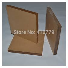 Acrylic Board Transparent Home Improvement Furniture Polystyrene Plastic Flooring Building Perspex Clear Sheet 400x600x10mm In Plaques Signs From