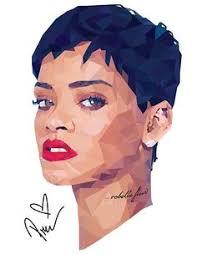 Pin By David Songer On Rihanna Art Gallery