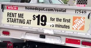100 Home Depot Truck Rental Road Warrior Is It Too Easy To Rent A Truck