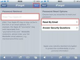 Change Reset Your Apple ID Password Your iOS Device [iOS Tip