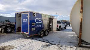 100 Vacuum Truck Services Mobile Cleaning Red Deer CSI