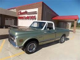 1969 Chevrolet C10 SHORT BOX For Sale | ClassicCars.com | CC-889504 1969 Chevrolet Ck 10 For Sale On Classiccarscom C10 Gets An Oemstyle Radio Back Next Gen Audio Pickup Short Bed Fleet Side Stock 819107 Truck Sale Chevy With Intro Wheels 22 And 24x15 Slamily Reunion Classic 4438 Dyler 1969evletc10chromearbumperjpg 20481340 Auto Art 1955 All Stepside Old Photos Volo Museum Cst Texas In Arkansas Truck Guy Ol Blue Photo Image Gallery