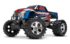 100 Traxxas Trucks For Sale Amazoncom Stampede 4X4 110 Scale 4wd Monster Truck With