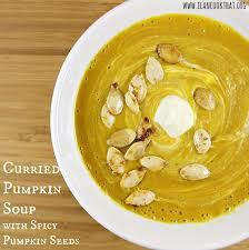 Unsalted Pumpkin Seeds Recipe by Curried Pumpkin Soup With Spicy Pumpkin Seeds Recipe I Can Cook That
