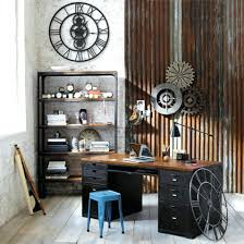 Office Design: Industrial Office Design. Industrial Design Office ... Bedroom Fabulous Industrial Bathroom Full Bed Industrial Home Decor Teresting Rustic Designs To Home Design Bowldertcom View Modern Decor Planning Fantastical Kitchen Ideas Featuring Likable Brown Wooden Interior Decoration Cheap Lovely Under 126 Best Images On Pinterest Advertising Guide Froy Blog Cool Living Room Awesome And Beautiful Plants In Homes 47 For Decorating With Inspiration Mariapngt Color Trends Gallery