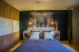 chambre foret décoration d une chambre forêt scandinave décorescence