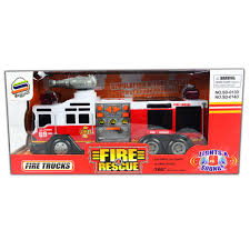 100 Fire Trucks Toys Plastic Bo Bump And Go Engines Vehicle Truck With 3d