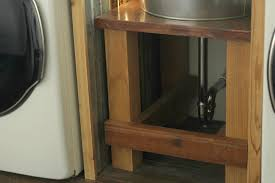Horse Trough Bathtub Ideas by Diy Galvanized Tub Sink U2022 The Prairie Homestead