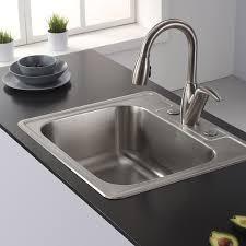 Overmount Double Kitchen Sink by Kraus 25