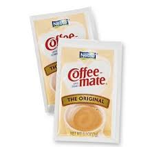 Coffee Mate Powdered Creamer Packets 50 Count