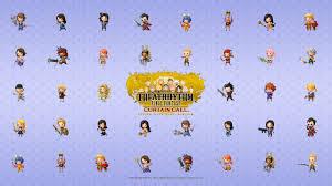 Final Fantasy Theatrhythm Curtain Call Best Characters by Theatrhythm Final Fantasy Curtain Call Wallpaper The Final
