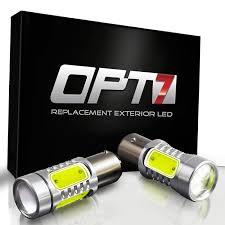 opt7 1157 bay15d plasma led brake signal