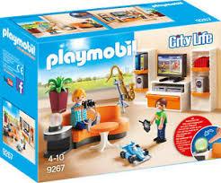 details zu playmobil 9267 wohnzimmer neu ovp