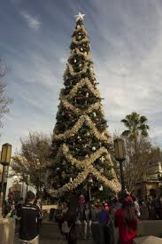 Flagpole Christmas Tree Plans by Pictures Christmas Has Started At Disneyland Resort