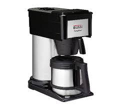 BUNN BTX B ThermoFresh 10 Cup Home Carafe Coffee Brewer