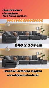 sofa sehr stylisch sofort lieferbar sale
