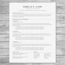 Ou Resume Builder âu2020¶ 50 Actually Free Resume Builder Card