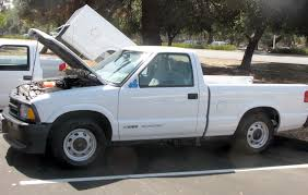 Chevrolet S-10 EV - Wikipedia Chevy S10 Wheels Truck And Van Chevrolet Reviews Research New Used Models Motortrend 1991 Steven C Lmc Life Wikipedia My First High School Truck 2000 S10 22 2wd Currently Pickup T156 Indy 2017 1996 Ext Cab Pickup Item K5937 Sold Chevy Pickup Truck V10 Ls Farming Simulator Mod Heres Why The Xtreme Is A Future Classic Chevrolet Gmc Sonoma American Lpg Hurst Xtreme Ram 2001 Big Easy Build Extended 4x4 Youtube