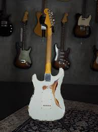 Product Images Fender Custom Shop 1963 Heavy Relic Stratocaster