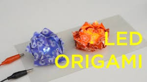 How To Make LED Origami Adafruit