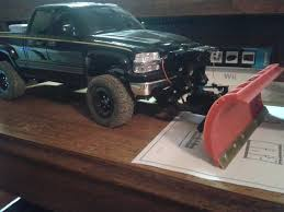 100 Rc Truck With Plow Chevy 2500 Pickup Page 2 RC And Construction