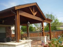 Patio Roof Construction Beautiful Outdoor Covered Patio Plans