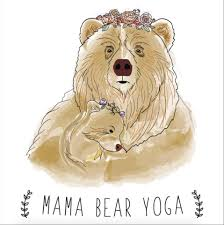 Mama Bear Yoga Shared Andrea Clarkes Photo