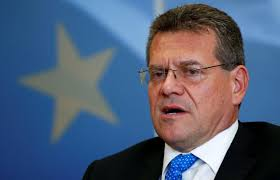 100 Sefcovic Diplomat To Run For Slovak President Reuters