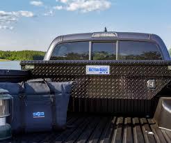 Unusual Wear Guard X X Black Aluminum Full Shop Truck Tool Boxes At ...