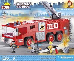 Airport Fire Truck - Action Town - For Kids {%wiek%} | Cobi Toys Amazoncom Tonka Mighty Motorized Fire Truck Toys Games Or Engine Isolated On White Background 3d Illustration Truck Png Images Free Download Fire Engine Library Models Vehicles Transports Toy Rescue With Shooting Water Lights And Dz License For Refighters The Littler That Could Make Cities Safer Wired Trucks Responding Best Of Usa Uk 2016 Siren Air Horn Red Stock Photo Picture And Royalty Ladder Hose Electric Brigade Airport Action Town For Kids Wiek Cobi