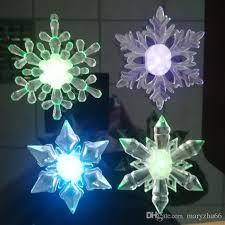 Mixed 4 Design Snowflake 2017 Hot Sales Factory Low Price Led Big