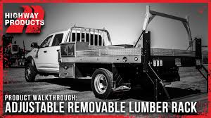 Highway Products | Adjustable Removable Lumber Rack - YouTube Truck Rack Roof Amazon Racks Removable System Audiologyoemandcom Rapid Rackremovable Transport Great Day Inc Interesting For Car Lumber Standard Pickup Pack Highway Products Custom Alinum Beds Shearer Welding Best Kayak And Canoe For Trucks Bed Active Cargo Ingrated Gear Box Adjustable Youtube Management Hitches Accsories Off Road Pipe Pickups Design Fossickerbookscom